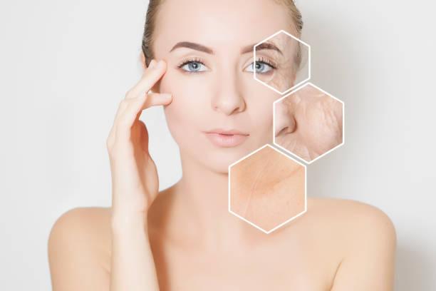 skin concerns and aqua gold